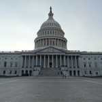US_Capitol_during_government_shutdown;_east_side;_Washington,_DC;_2013-10-06