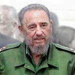 Former Cuban Leader Fidel Castro Courtesy: Creative Commons