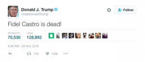 Courtesy: Twitter @realDonaldTrump